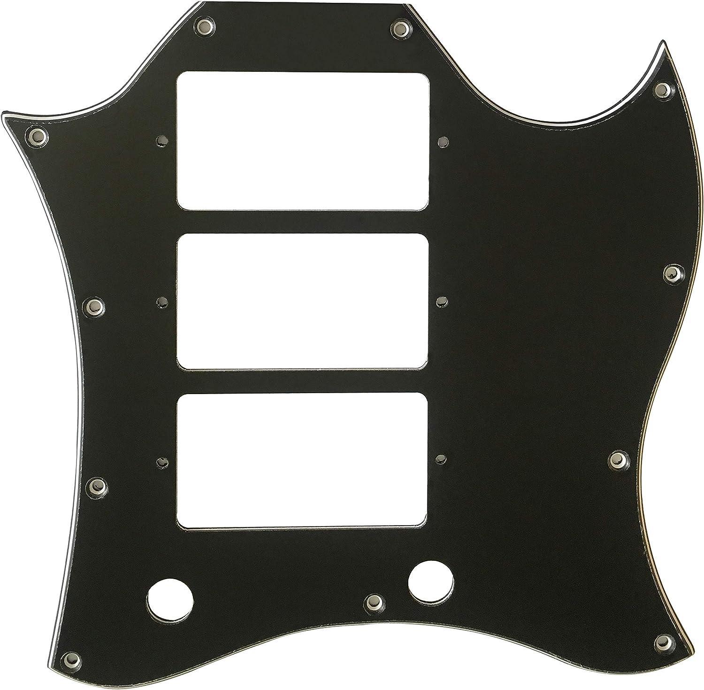 Alle ) #J Scratch Platte Schlagbrett für Gibson Sg Stil E-Gitarren