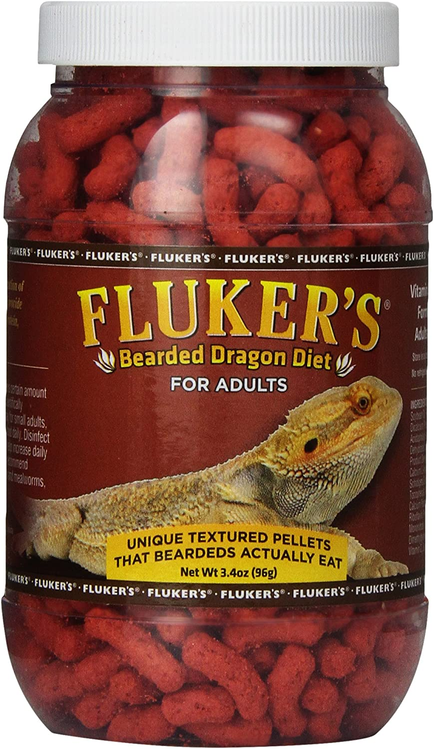Fluker's Adult Bearded Dragon Diet Food