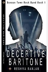 Deceptive Baritone (Benson Town Rock Band Book 1) Kindle Edition