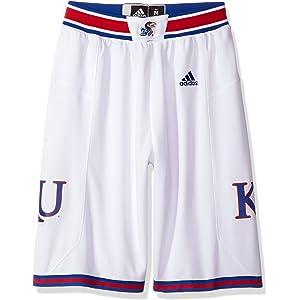 e23556b2f6d5d Amazon.com : adidas Men's On Court Premier Basketball Shorts, White ...