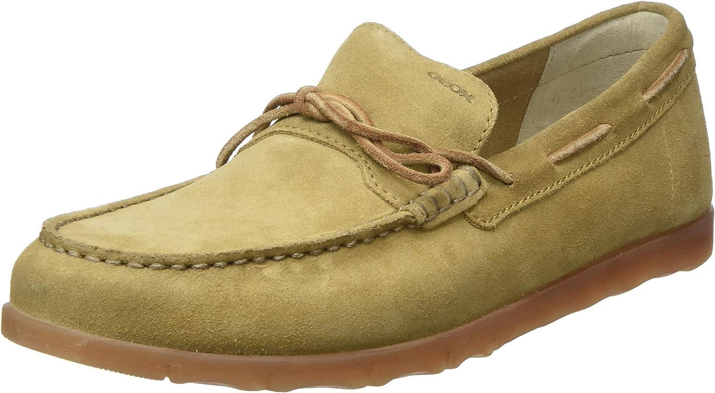 Geox U Calarossa B Loafers Homme Mocassins