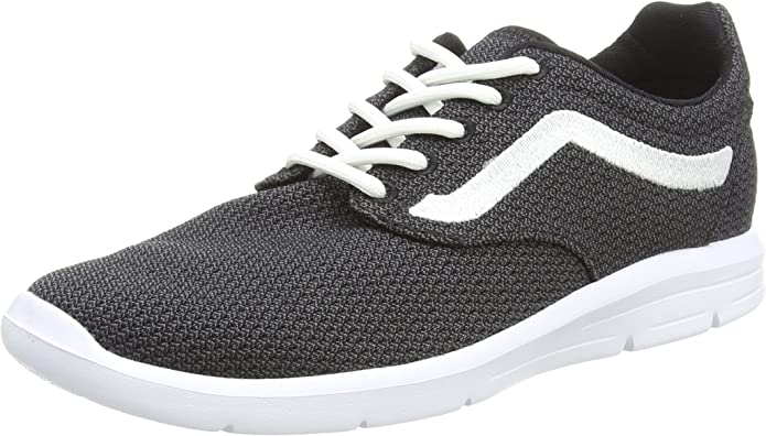 Vans Mesh Iso 1.5 Sneakers Unisex Damen Herren Schwarzgrau