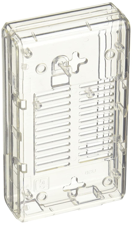 Arduino Case Boî tier New Clear Box informatique Transparent Mega avec Switch SB Components 101-30-207