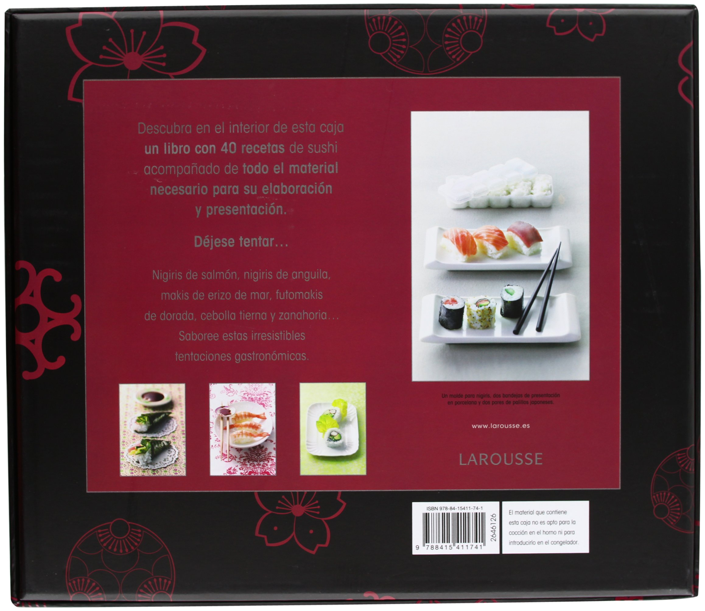 Sushi: Unknown: 9788415411741: Amazon.com: Books