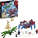 LEGO Marvel Spider-Mans Spider Crawler Building Kit (418 Pieces)