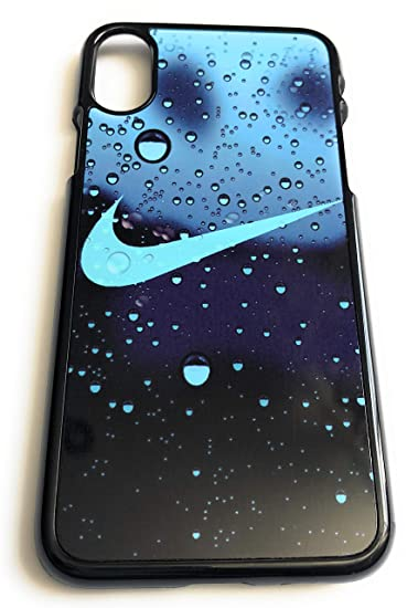buy popular 0b959 2fca2 Amazon.com: Water Droplets Background Nike Just Do It Luxury Design ...