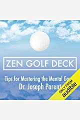 Zen Golf Deck: Tips for Mastering the Mental Game Audible Audiobook