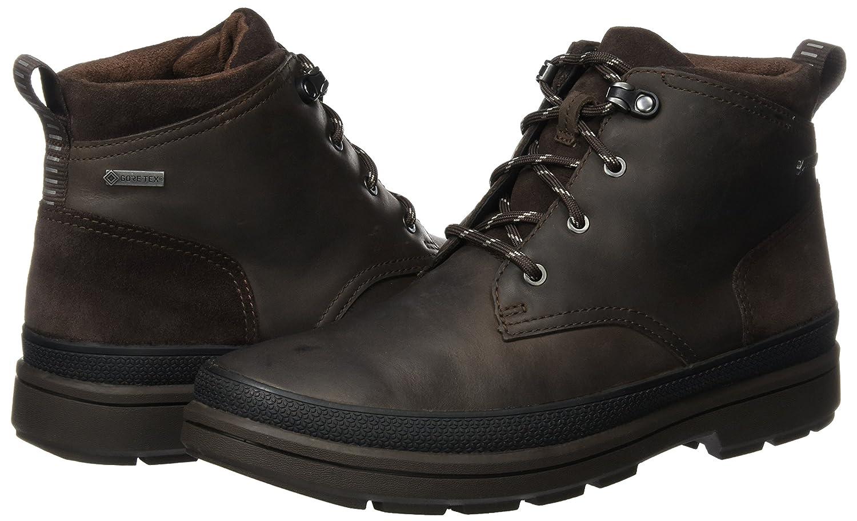 Clarks Herren Rushwaymid GTX Stiefel Klassische Stiefel GTX 988460