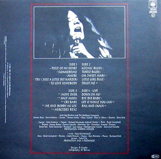 Janis Joplin Anthology Amazon Music