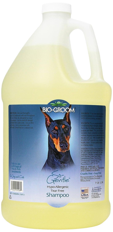 Bio-Groom 25128 Burgham So-Gentle Shampoo Gal 1 nzdiiy1971