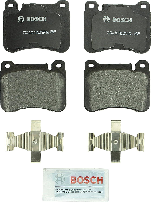 Bosch BP1121 QuietCast Brake Pad Set