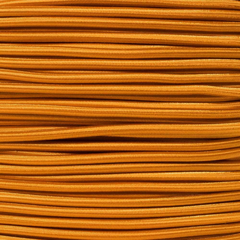 PARACORD PLANET Elastic Bungee Nylon Shock Cord 2.5mm 1/32'', 1/16'', 3/16'', 5/16'', 1/8'', 3/8'', 5/8'', 1/4'', 1/2 inch Crafting Stretch String 10 25 50 & 100 Foot Lengths Made in USA by PARACORD PLANET
