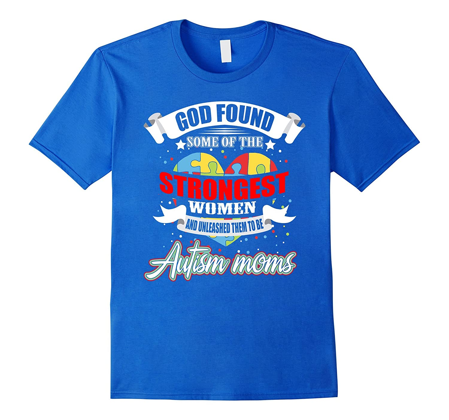 Proud Autism Mom T Shirts Gifts Autism Awareness 2017 Day-TH