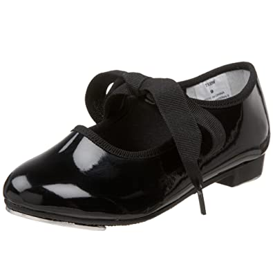 big sale designer fashion differently Dance Class T100W Patent Flexible Tap Shoe (Toddler/Little Kid ...