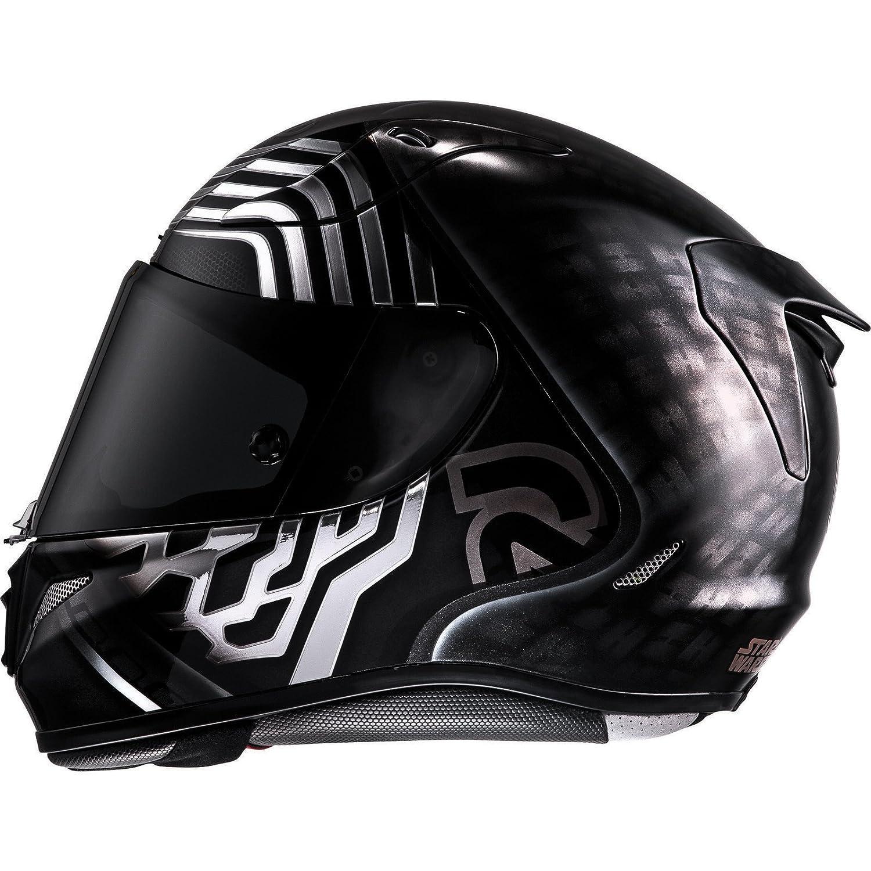 Casco Moto Hjc Star Wars Rpha 11 Kylo Ren Negro-Blanco (S , Negro): Amazon.es: Deportes y aire libre