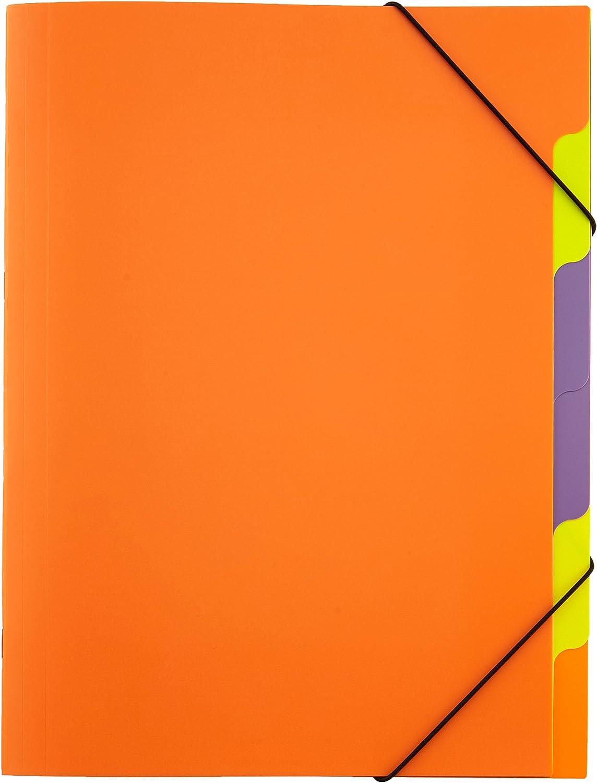 VE 6 Stk Format DIN A4 Magnetplatte gelb Magnetplatten Magnetplatten