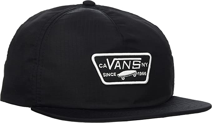 Vans_Apparel Rebel Riders Hat Gorra de béisbol, Negro (Black ...
