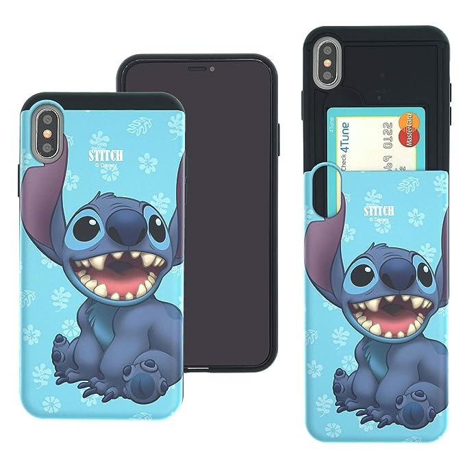 iphone x/xs case disney stitch