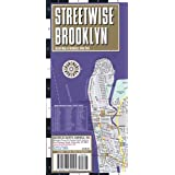 Streetwise Brooklyn Map - Laminated City Center Street Map of Brooklyn, New York (Michelin Streetwise Maps)