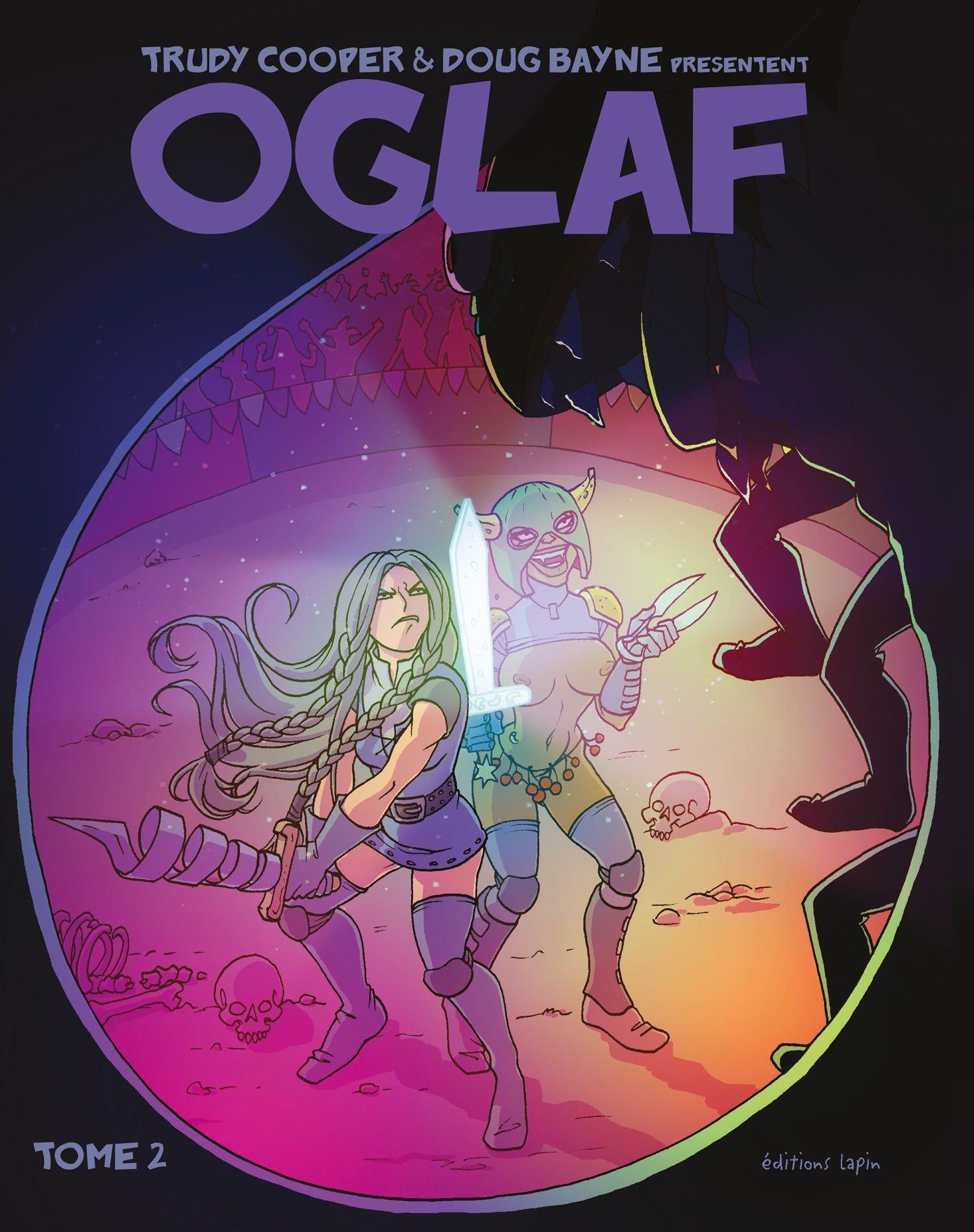 Oglaf, tome 2 Album – 6 juillet 2015 Trudy Cooper Doug Bayne éditions lapin 2918653594