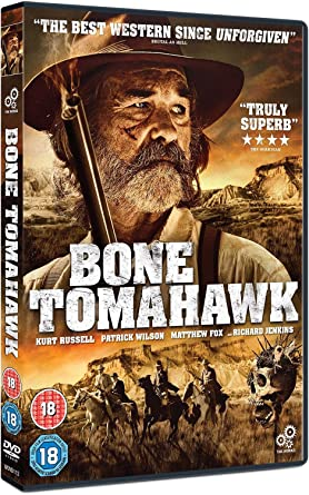 Bone Tomahawk [DVD] [2016]: Amazon co uk: Kurt Russell