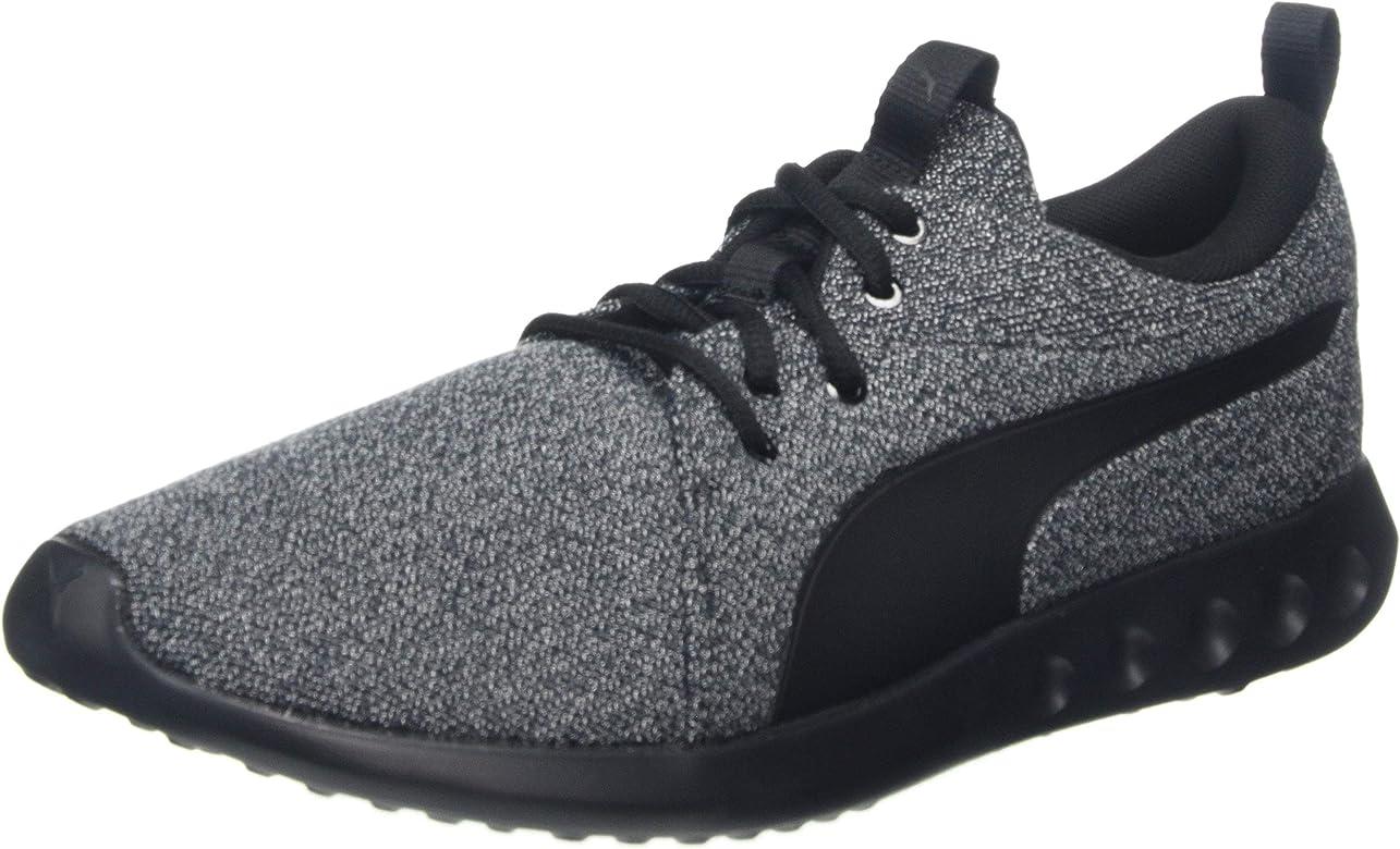 PUMA Carson 2 Knit NM, Zapatillas de Running para Hombre, Black ...