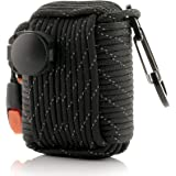 FourSurvival Survival Grenade - Military Grade Paracord and Tools For Hiking, Camping, and Emergencies - Portable, Durable Disaster Preparedness Kit with 20 Lifesaving Tools - Be Prepared For Anything