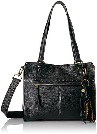 The Sak Alameda Leather Satchel (Cocoa) Satchel Handbags ijVIXQw