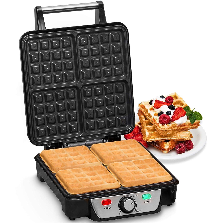 Easy Yummy French Toast Waffles