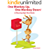 One Monkey Up, One Monkey Down! (A Rhyming Beginner Sight Word Book)