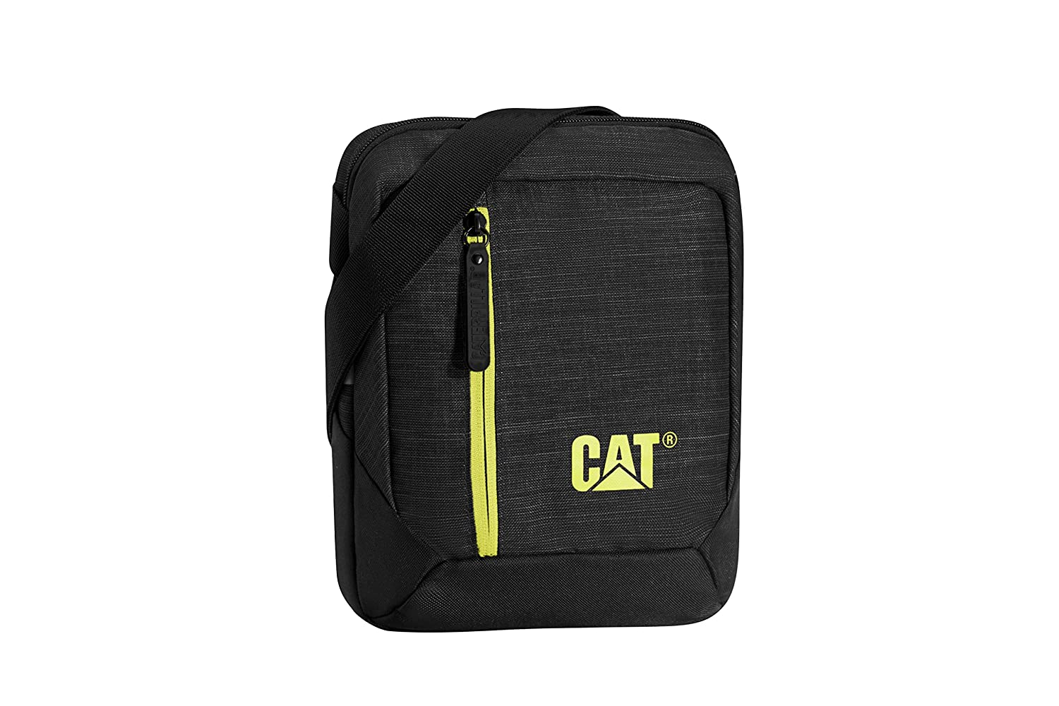 Caterpillar 83373– 340  Cat Tablet Project Sac de Sport, SW, Noir, L/B/H : 21/6/27  –   Volume : 2  L L/B/H  : 21/6/27 - Volume  : 2 L 83373-340