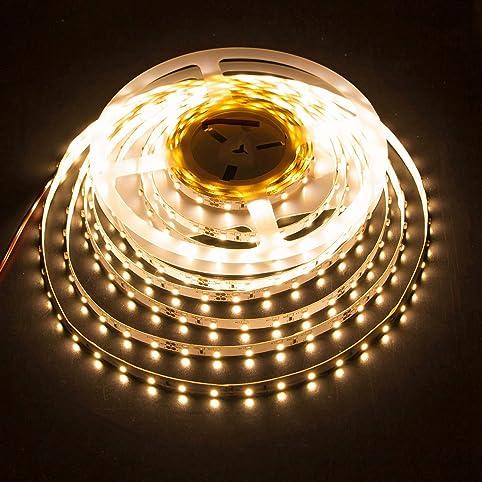 Amazon ledmy flexible led strip light dc 24v 24w smd3528 ledmy flexible led strip light dc 24v 24w smd3528 300leds ip20 not waterproof led tape light mozeypictures Choice Image