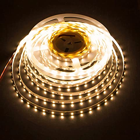 Amazon ledmy flexible led strip light dc 24v 24w smd3528 ledmy flexible led strip light dc 24v 24w smd3528 300leds ip20 not waterproof led tape light sciox Images