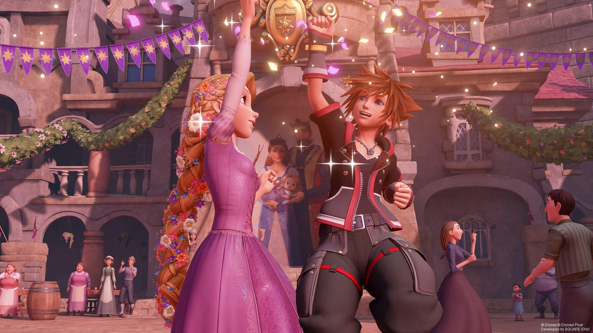 Kingdom Hearts III - Xbox One by Square Enix (Image #14)