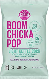 product image for Angie's BOOMCHICKAPOP Light Kettle Corn Popcorn