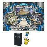 Pokemon Snorlax GX Premium Collection Box with