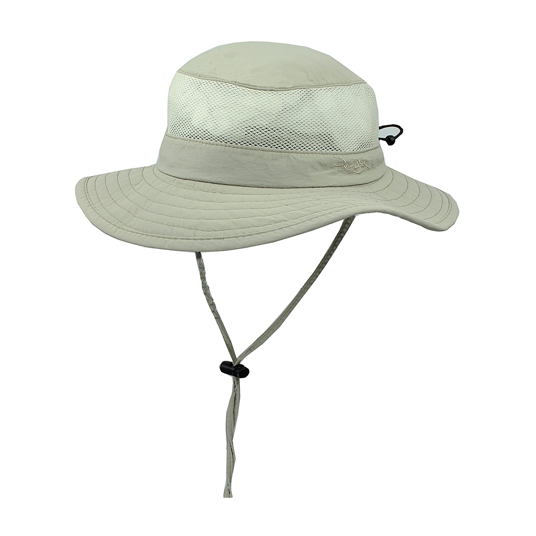 Amazon.com  Foldable Boonie Fishing UV Sun Hat w Vented Mesh 1ad317a65ac