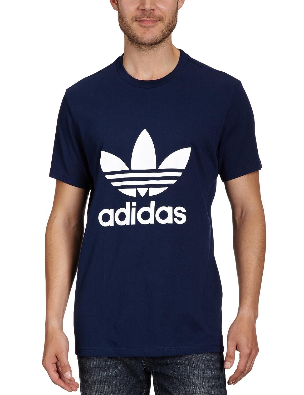 9e5a6d7995aa adidas Men's Trefoil T-Shirt: adidas Originals: Amazon.co.uk: Sports &  Outdoors