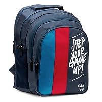 Chris & Kate Big 42 litres Comfortable Blue-Red Casual Laptop Bag    College Bag    Backpack   School Bag(CKB_181SE)