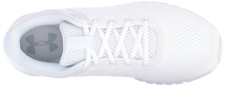 Under Armour Women's Micro G Pursuit Sneaker B07744W86F 7 M US|White (113)/White