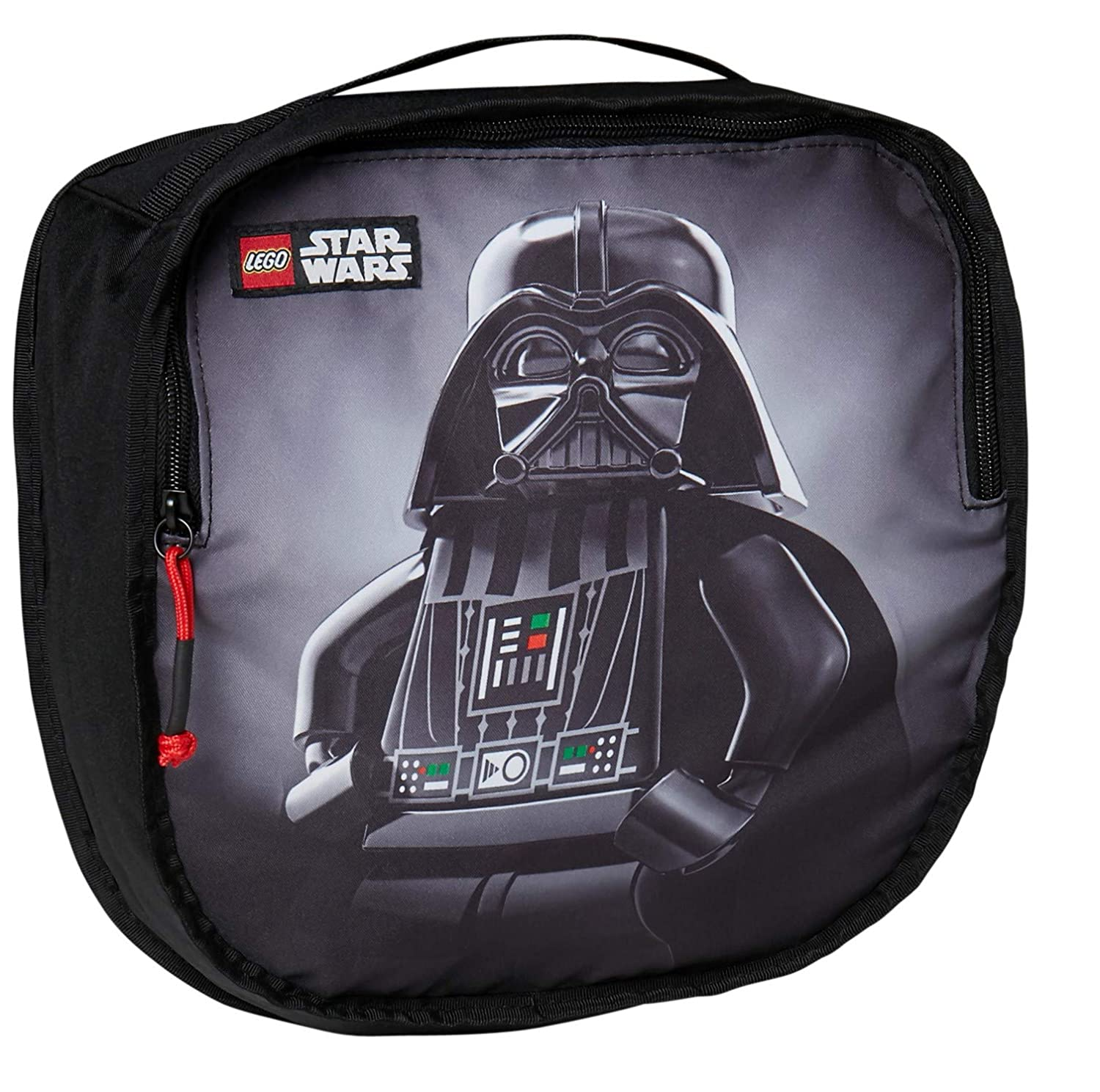 Amazon.com | Lego School Double Backpack Star Wars Darth Vader Core Line | Kids Backpacks