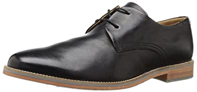 cc227d3530db Amazon.com | J SHOES Men's Grail Oxford, Black, 8 M US | Oxfords