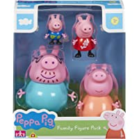 Peppa Pig Peppa Pig Family Figure Pack Figures