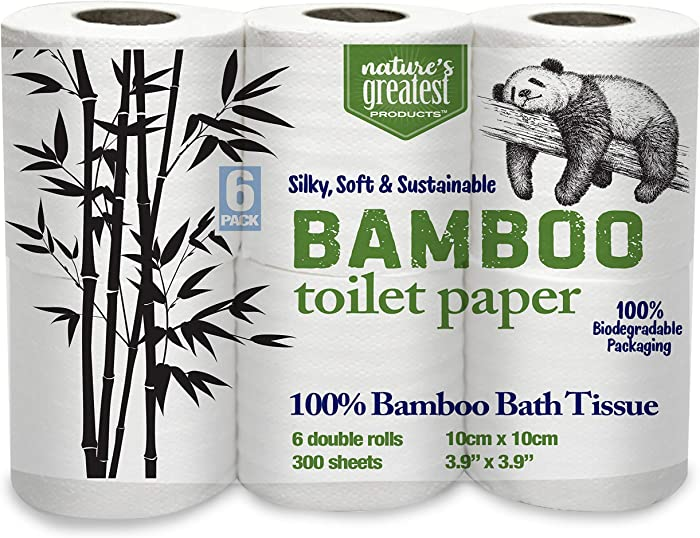 Top 6 Nature Bamboo Scrolls