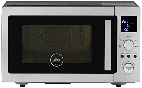 Godrej 28 L Inverter Convection Microwave Oven (GME 528 CIP1...