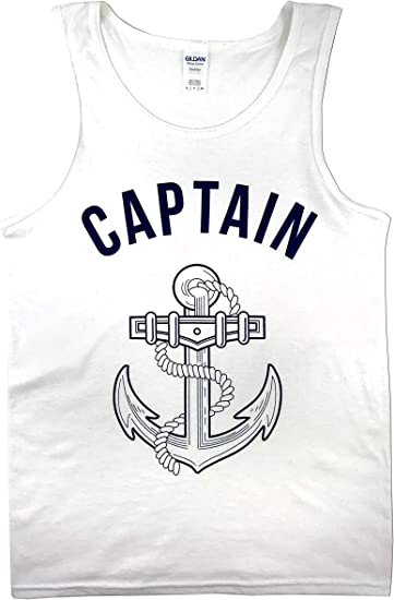 Back Bow Decorative Anchor Pattern Tank Top Upgrades