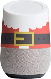 Murray Designs Google Home Decorative Hard Case Cover (Santa Claus)