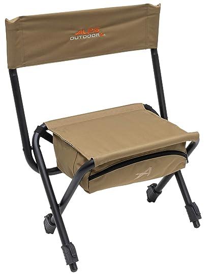 Tremendous Amazon Com Alps Outdoorz Boat Blind Chair Sports Outdoors Creativecarmelina Interior Chair Design Creativecarmelinacom