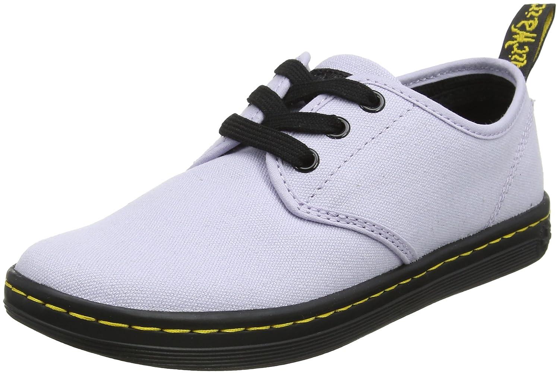 Dr. Martens Women's Soho Shoe B071X6KV9G 5 B(M) US / 3 F(M) UK|Purple Heather Canvas