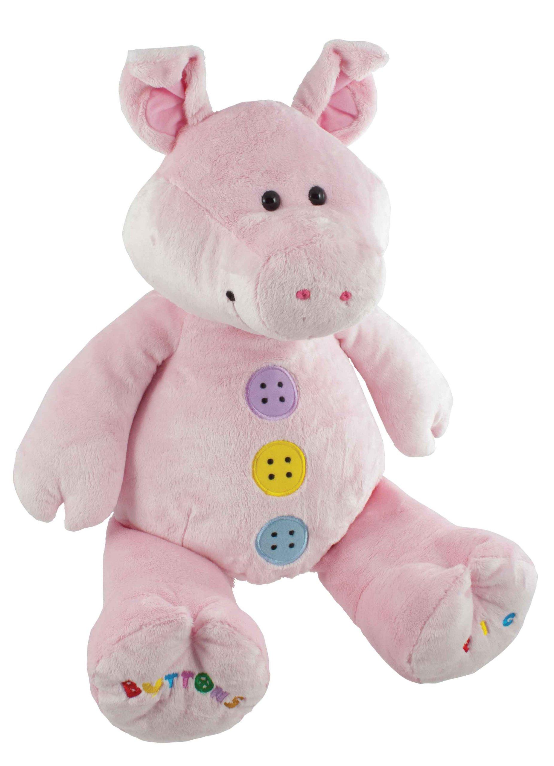 Buttons Humatt 9-inch Pig Soft Toy